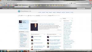 A la 'une' de WordPress.com