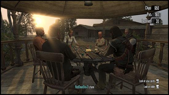 Red dead redemption poker gewinnen